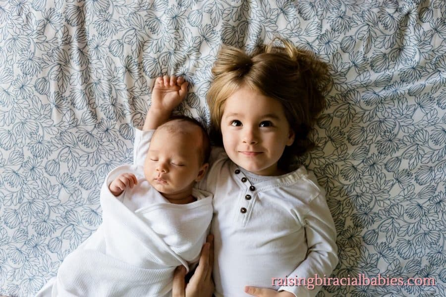 How to Manage Two Kids Under Two (9 practical tips to make life easier)