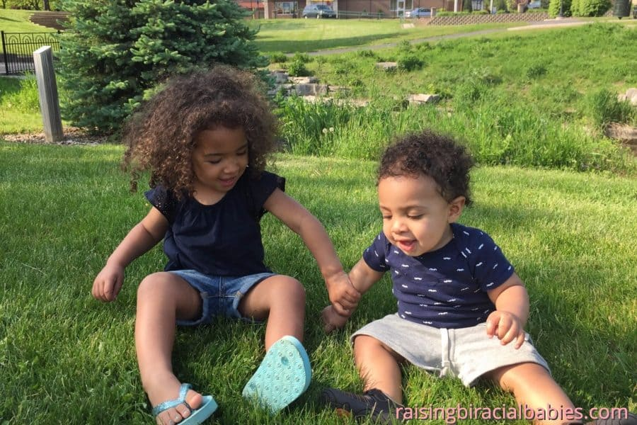 the problems that biracial children experience Multiracial in america  chapter 7 of this report explores a broader definition of mixed race the multiracial experience  based on all children younger than 1.