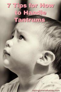 Handle Tantrums