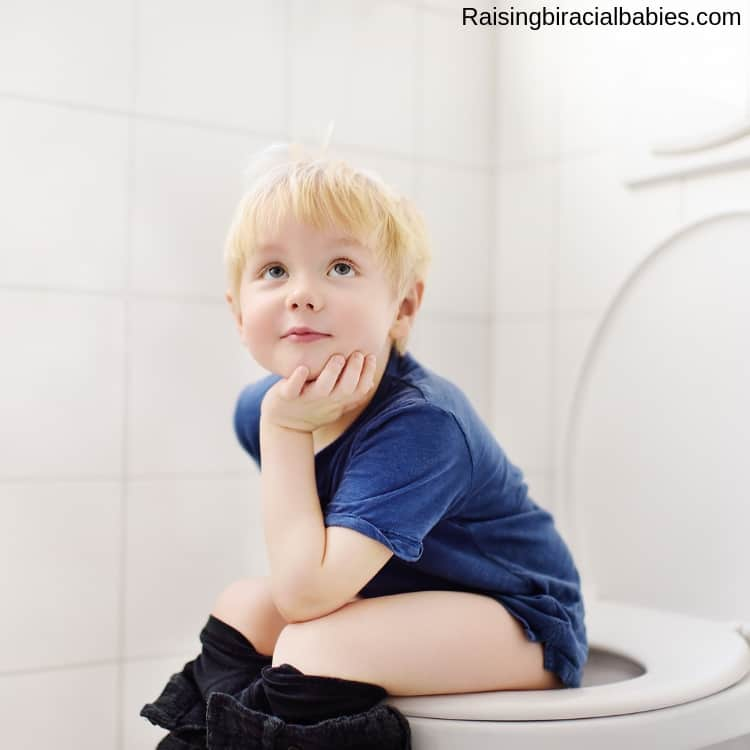 Tips for potty training your child the easiest way possible
