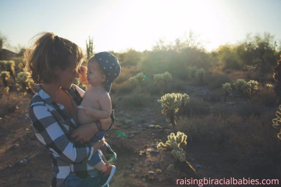 Increase Happiness as a single mom
