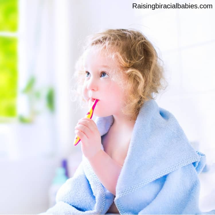 Learn how to brush your toddler's teeth even if they hate it!