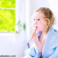 How to Brush Your Toddler's Teeth (The One Technique You Need!)