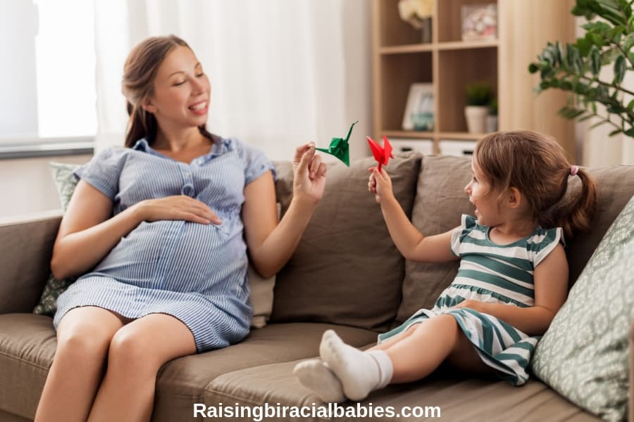 How to survive pregnancy when you have a toddler