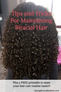 biracial hair care tips