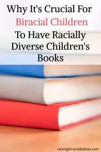 Books that feature biracial children