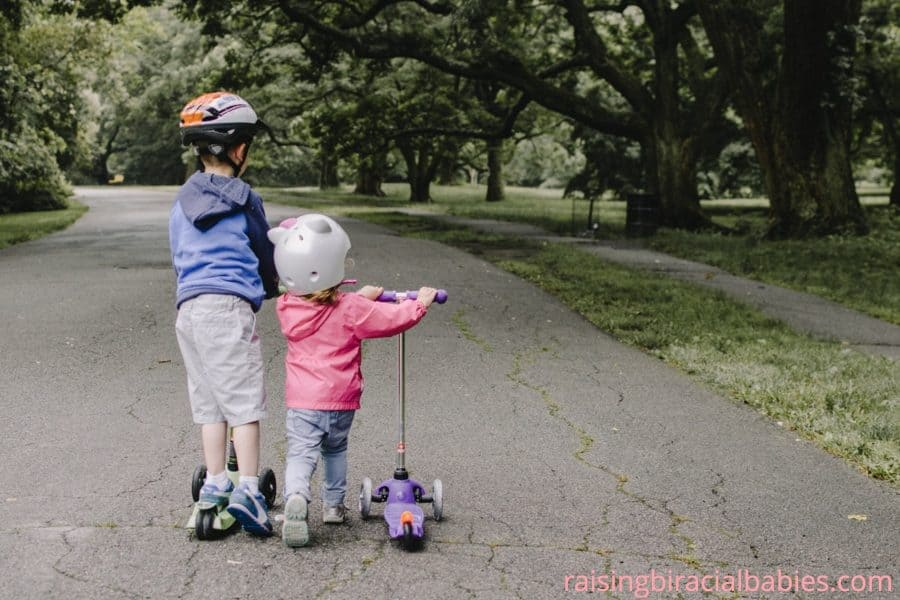 6 Tips To End Sibling Rivalry