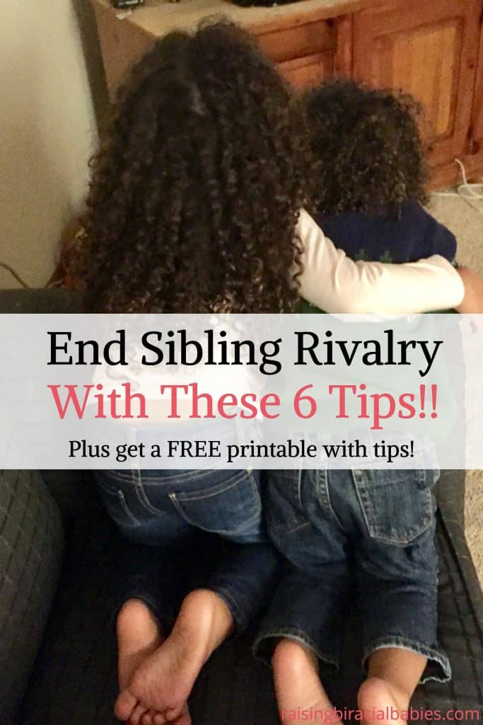 sibling rivalry | how to stop sibling rivalry | sibling fights | parenting tips | toddlers|