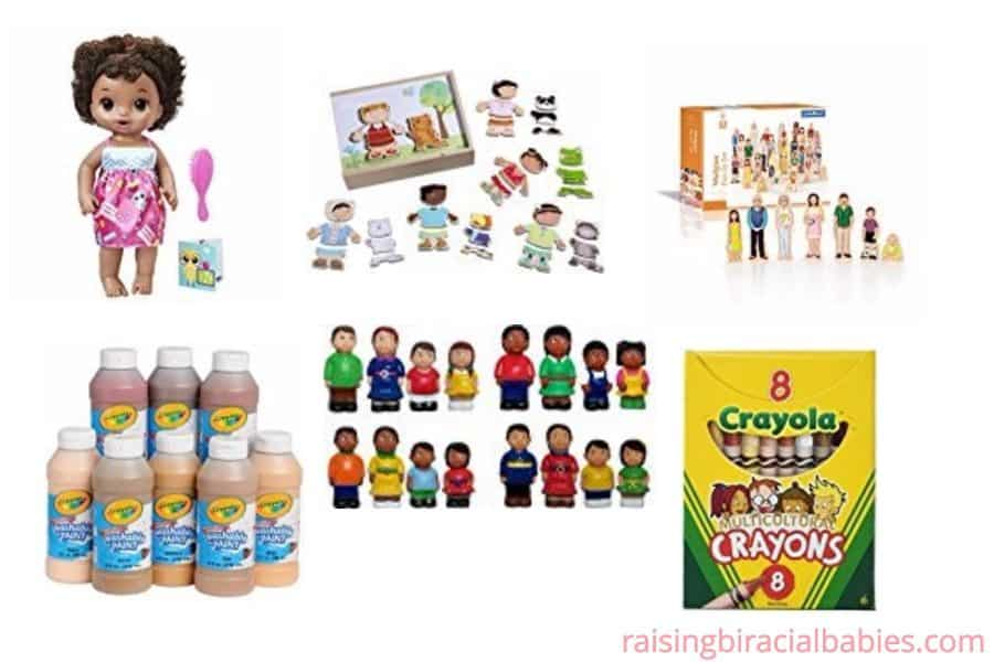 10+ Crafts and Toys That Support Racial and Cultural Diversity