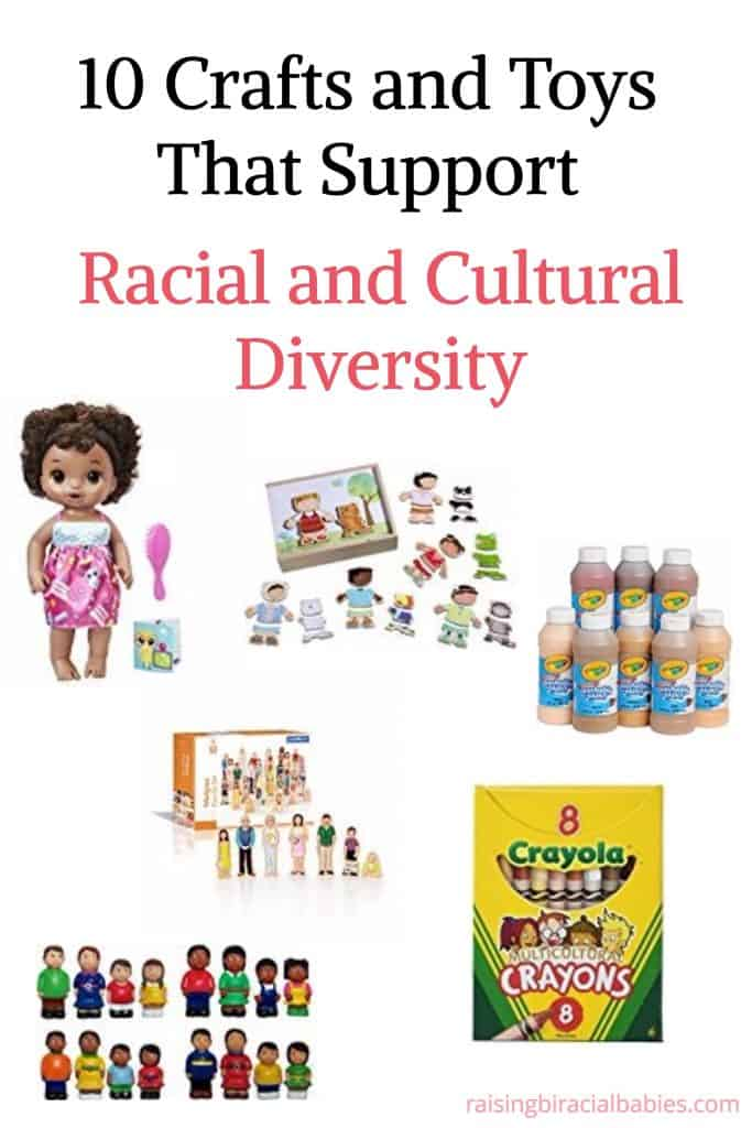 Toys That Support Racial and Cultural Diversity