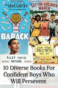 diverse books for confident boys | diverse books for kids | books for little children | diverse books for little boys