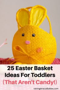 easter basket ideas for toddlers   easter basket ideas that aren't candy   2 year old   3 year old   4 year old   easter basket ideas that aren't candy