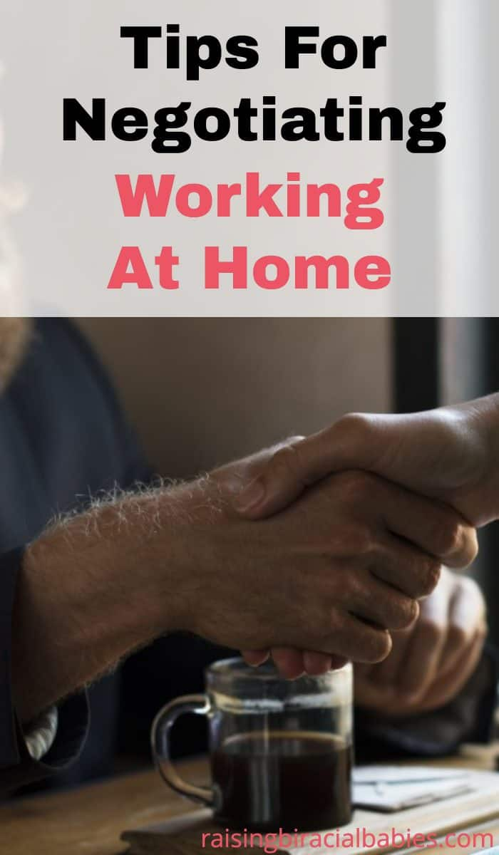 negotiate working from home | work at home mom | working from home | how to work from home |