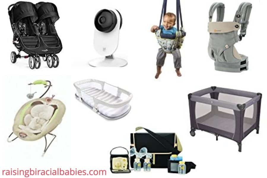 Top 10 Items You Need For Your Second Baby