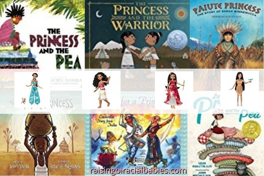 15 Multicultural Princess Books And Dolls To Add To Your Collection
