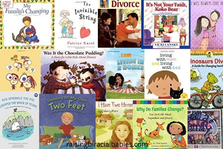 20 Of The Best Children's Books About Divorce And Separation