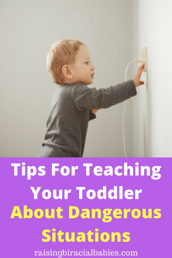 teach a toddler about danger | safety tips for toddlers | parenting tips | teaching toddlers about danger | teaching a toddler not to run away in public |