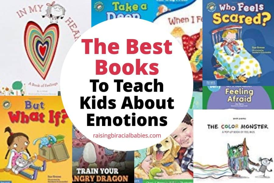 The Best Children's Books To Teach Kids About Emotions