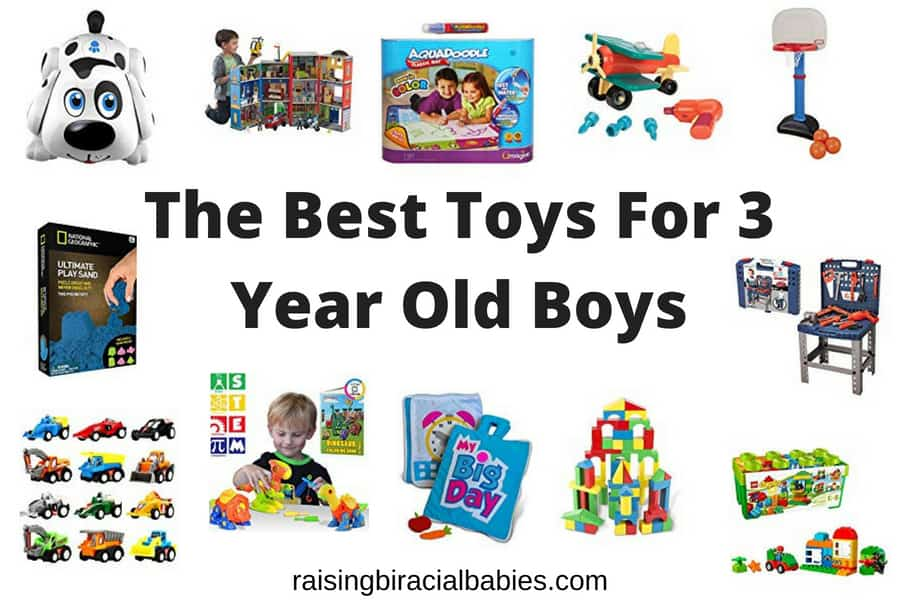 The Best Toys For 3 Year Old Boys- 2019 Edition
