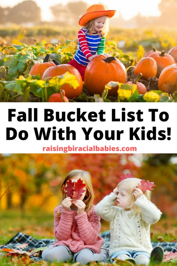 Looking for fun fall activities to do with your kids? This list has over 25 great ideas that you and your kids will love! | fall activities for kids | autumn activities | parenting | raising kids | activities for toddlers |