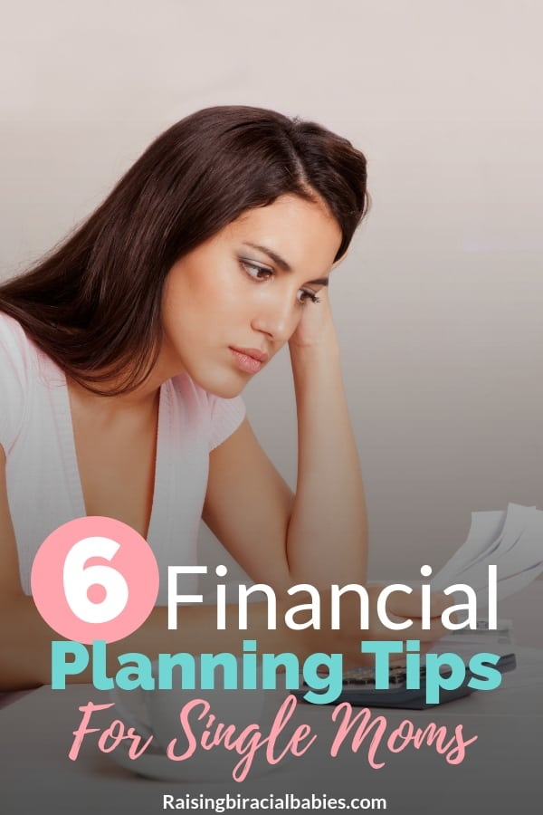 It is so challenging to create and stick to a budget especially if you're short on cash. That makes it even more difficult to plan for unexpected expenses. But these financial planning tips for single moms can help you keep your finances straight!