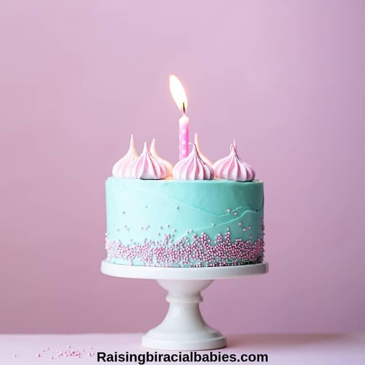 birthday cake for child
