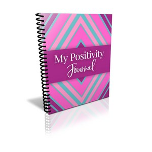 This journal is perfect for creating and cultivating positivity and happiness!