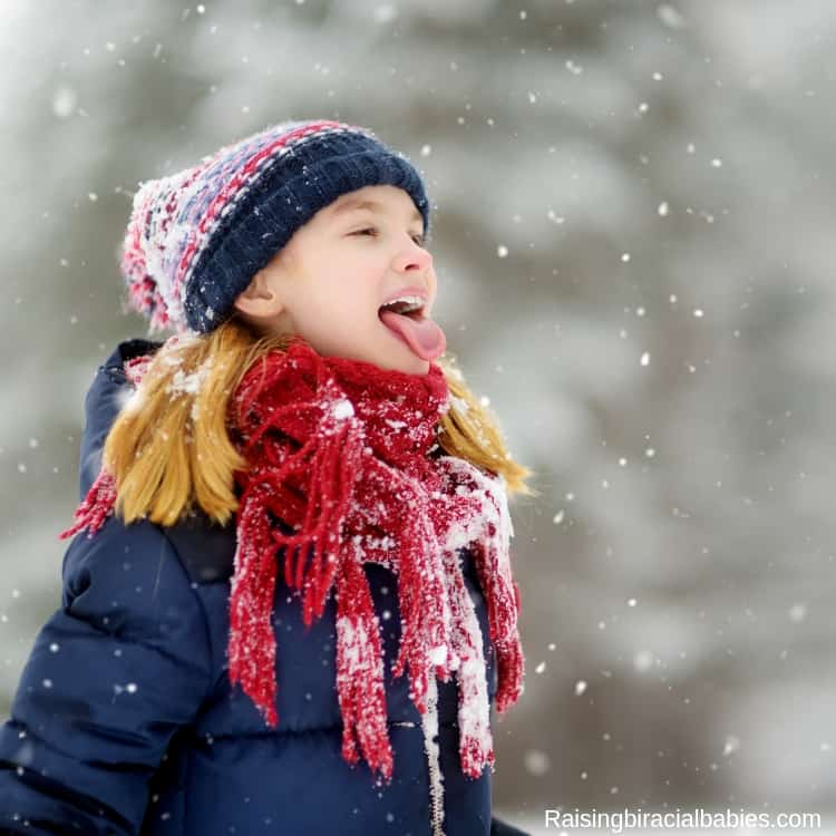 Wondering how to stay sane with your kids during the long frigid winter? These indoor and outdoor winter activities for kids will have you guys loving winter in no time!