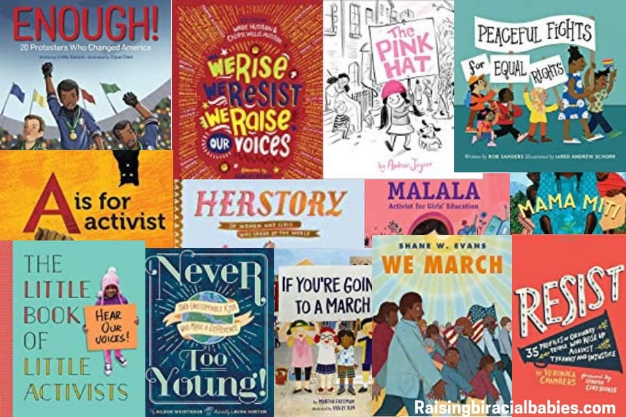 Children's Books About Activism: 13 Books To Inspire and Empower Kids