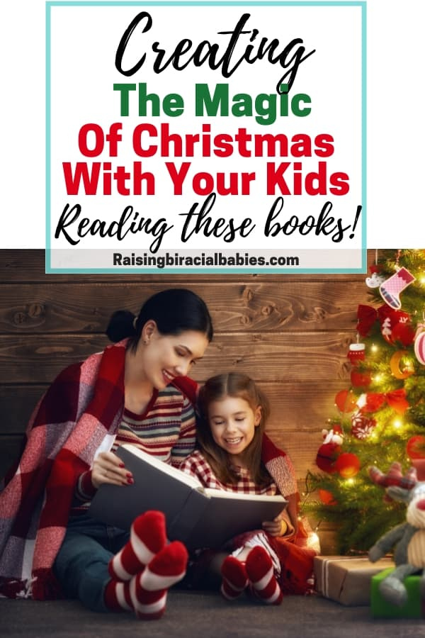 Create the magic of Christmas any time of the year when you read the any of these best Christmas books for kids!
