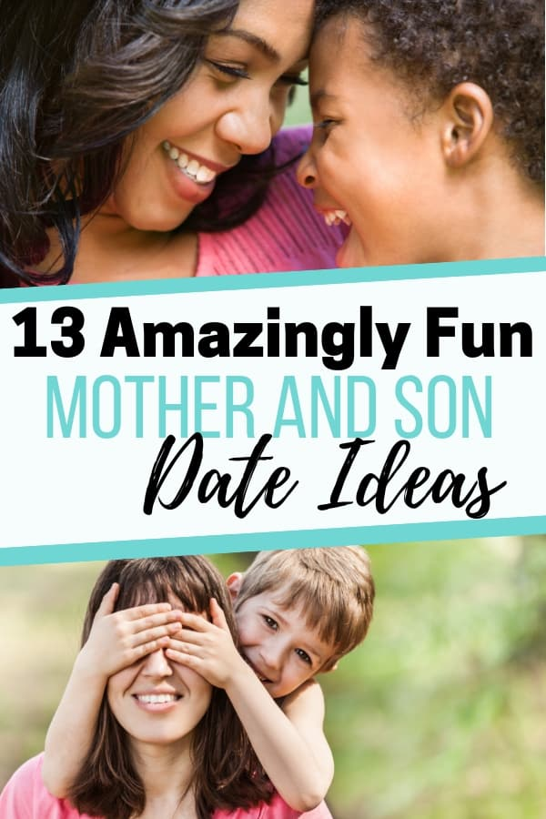 Looking for some fun ways to bond with your son? Check out these playful, entertaining mother and son date ideas!
