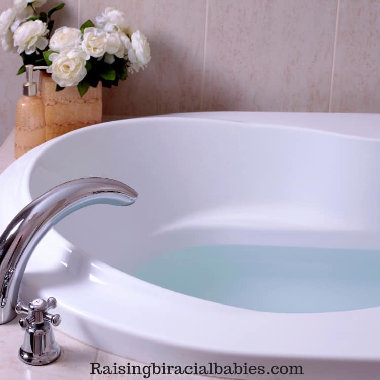 A postpartum sitz bath is a great tip to try when you're recovering from a vaginal birth!