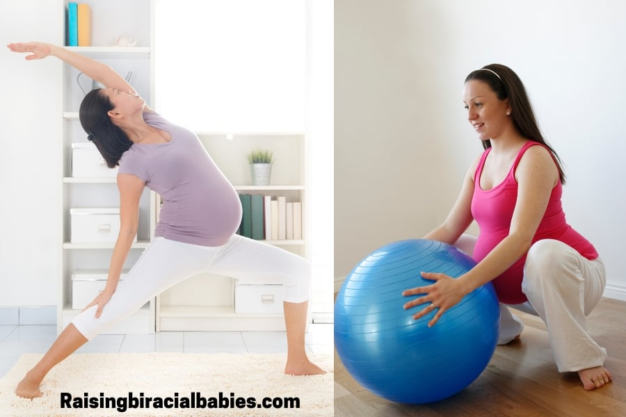 Wondering what you can do to give birth faster? Try these exercises for an easy labor and delivery!