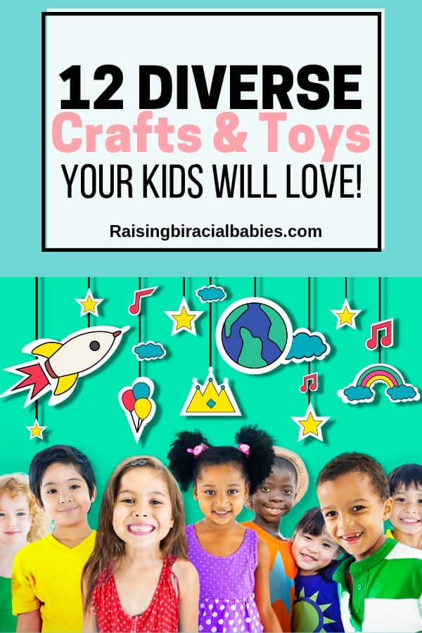 Looking for diverse activities for your kids? Try these multicultural crafts and toys your kids will love!