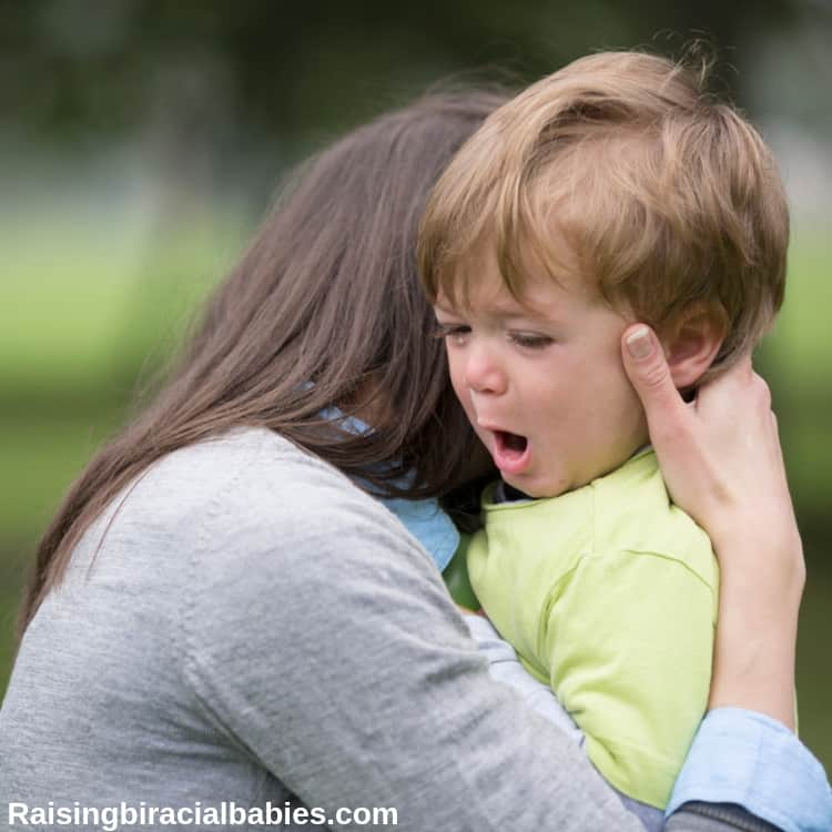 hugs are a great coping skill for kids to help them calm down and reconnect