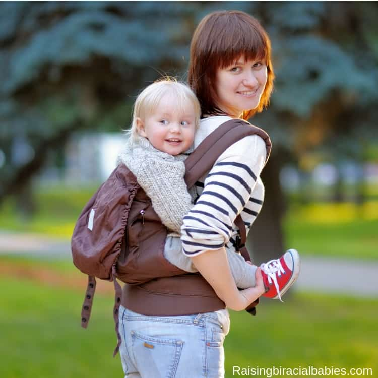 12 Amazing Benefits Of Babywearing For You And Baby