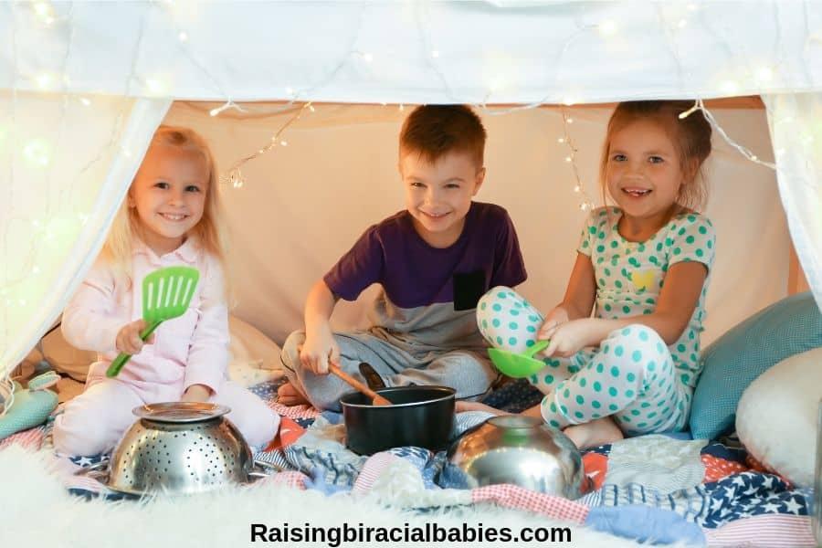22 Boredom Busting Indoor Activities For Kids!