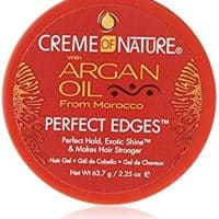 Creme of Nature Argan Oil Perfect Edges Control Hair Gel-2.25 oz by Creme of Nature