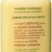 Mixed Chicks Curl Defining & Frizz Eliminating Leave-In Conditioner, 10 fl.oz.