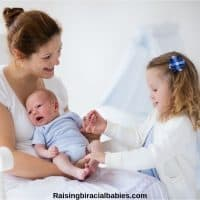 8 Ways To Keep A Toddler Busy While Breastfeeding A Newborn