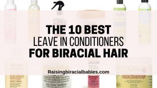 The 10 Best Leave In Conditioners For Biracial Hair